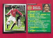 Manchester United Ruud Van Nistelrooy Holland (2)